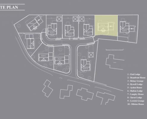 Anvil Homes - Briar Fields - TARSET_SITEPLAN
